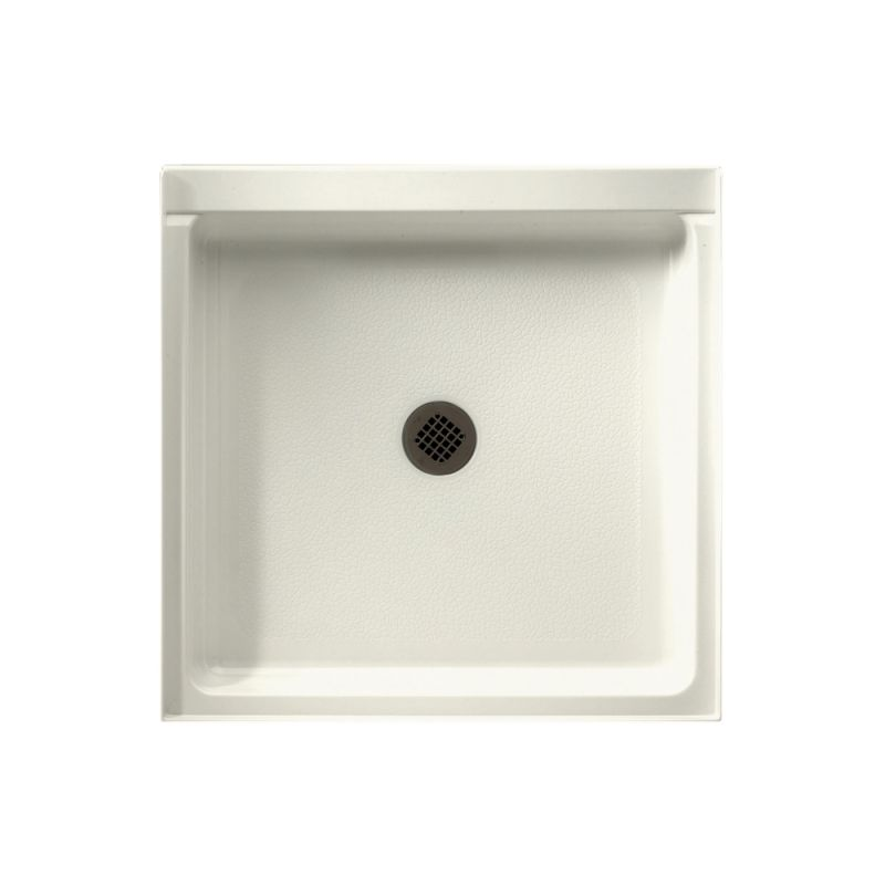 Swan Veritek 36-in x 42-in Shower Base with Center Drain