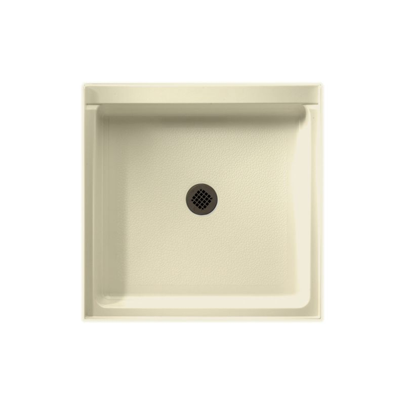 Swan Veritek 42-in x 42-in Shower Base with Center Drain
