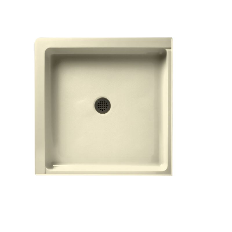 Swan Veritek 36-in x 36-in Double Threshold Shower Base with Center Drain