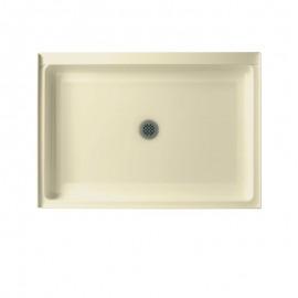 Swan Veritek 42-in x 34-in Shower Base with Center Drain
