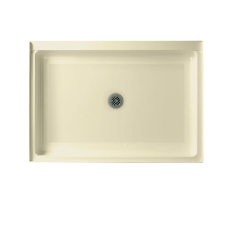 Swan Veritek 42-in x 34-in Shower Base with Center Drain