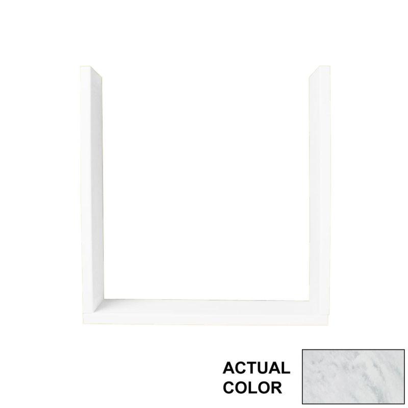 Swan Solid Surface 10-in x 36-in x 36-in Window Trim Kit