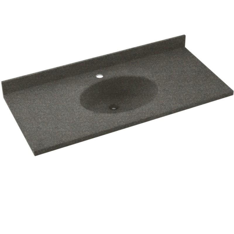 Swan Chesapeake Solid Surface 43-in x 22-in Vanity Top