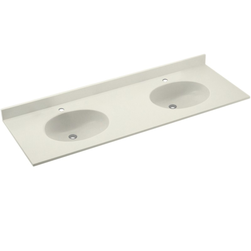 Swan Chesapeake Solid Surface 73-in x 22-in CH2B2273-018
