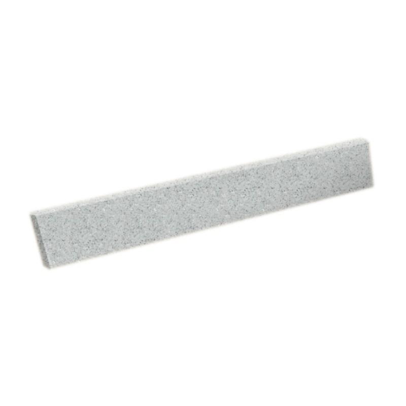 Swan Solid Surface 21.5-in Side Splash