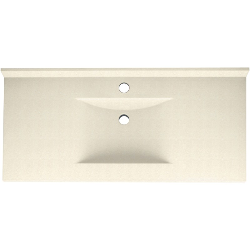 Swan Contour Solid Surface 43-in x 22-in CV-2243-072