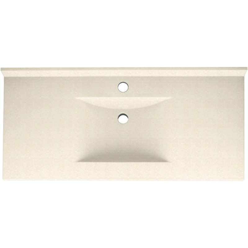 Swan Contour Solid Surface 49-in x 22-in CV-2249-072