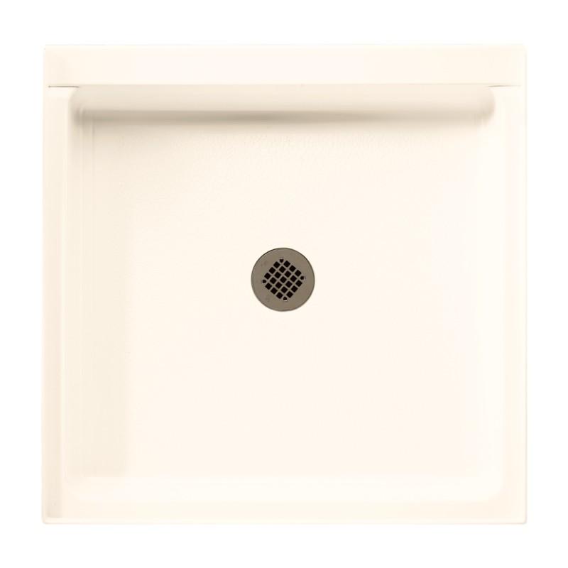 Swan Veritek 32-in x 32-in Shower Base with Center Drain