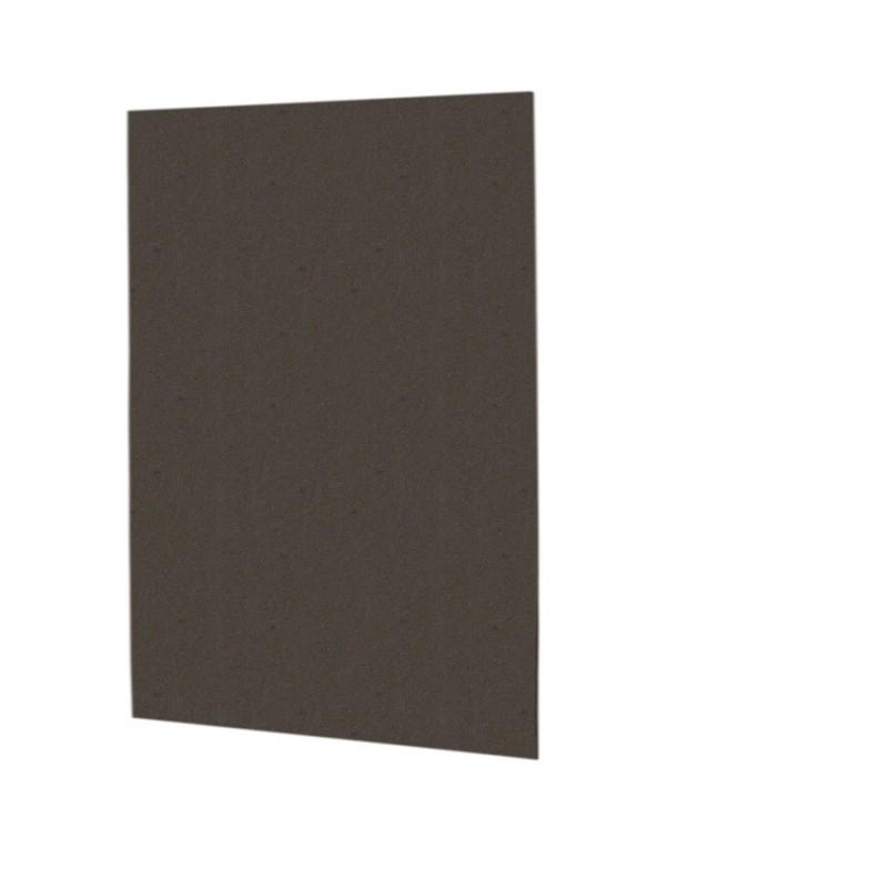 Swan Solid Surface 60-in x 60-in Shower Back Panel