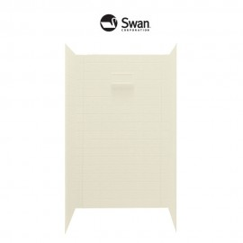 Swan Veritek 36-in x 48-in x 72-in Shower Side and Back Panels