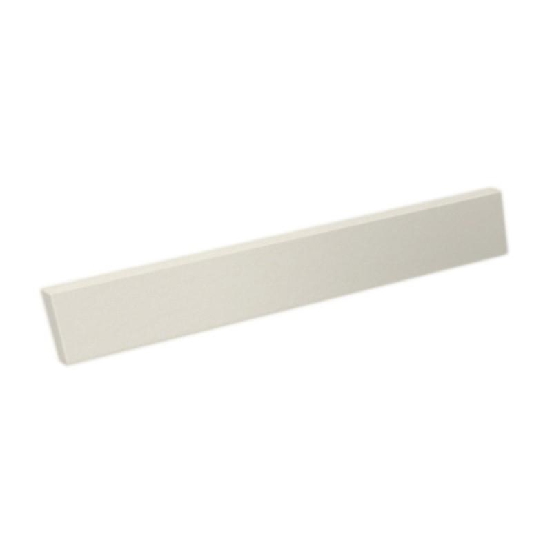 Swan Solid Surface 18-in Side Splash