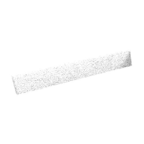 Swan Solid Surface 21-in Side Splash