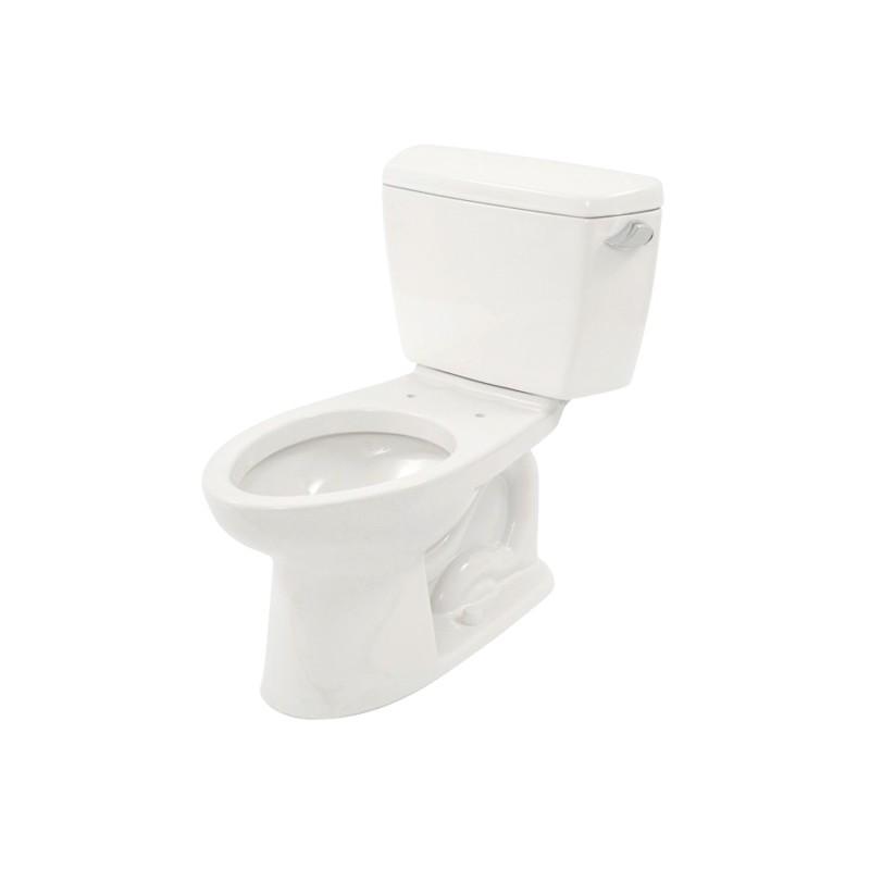 Toto Drake 1.6 GPF ADA 2-Piece Elongated Toilet
