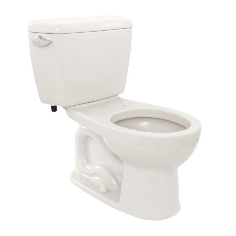Toto Drake 1.6 GPF 2-Piece Round Toilet