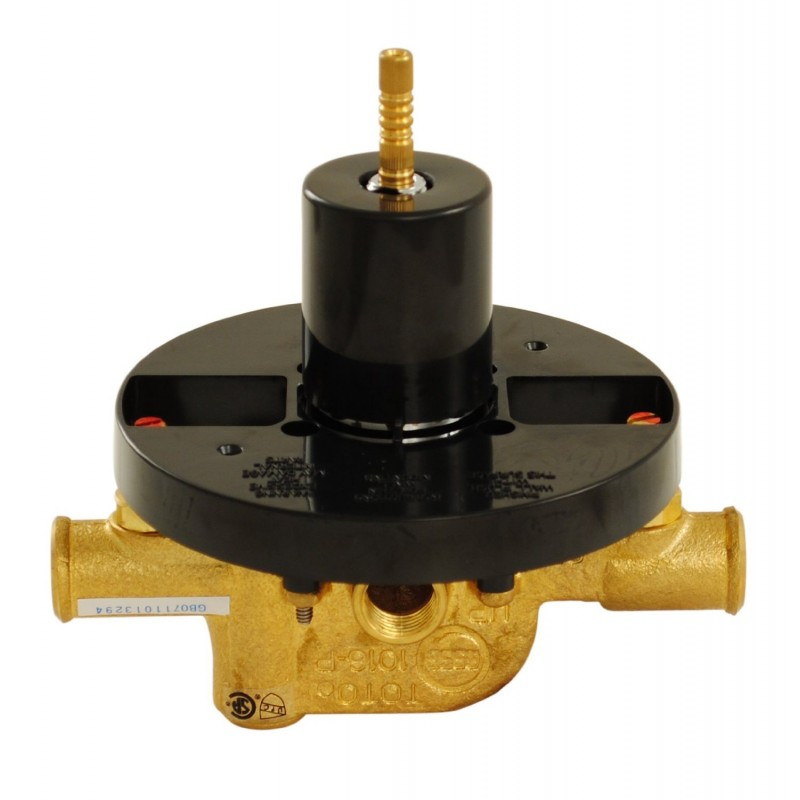 Toto Pressure Balancing Valve Without Diverter