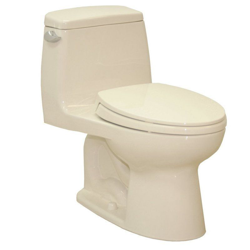 Toto Ultimate 1.6 GPF 1-Piece Elongated Toilet With Seat