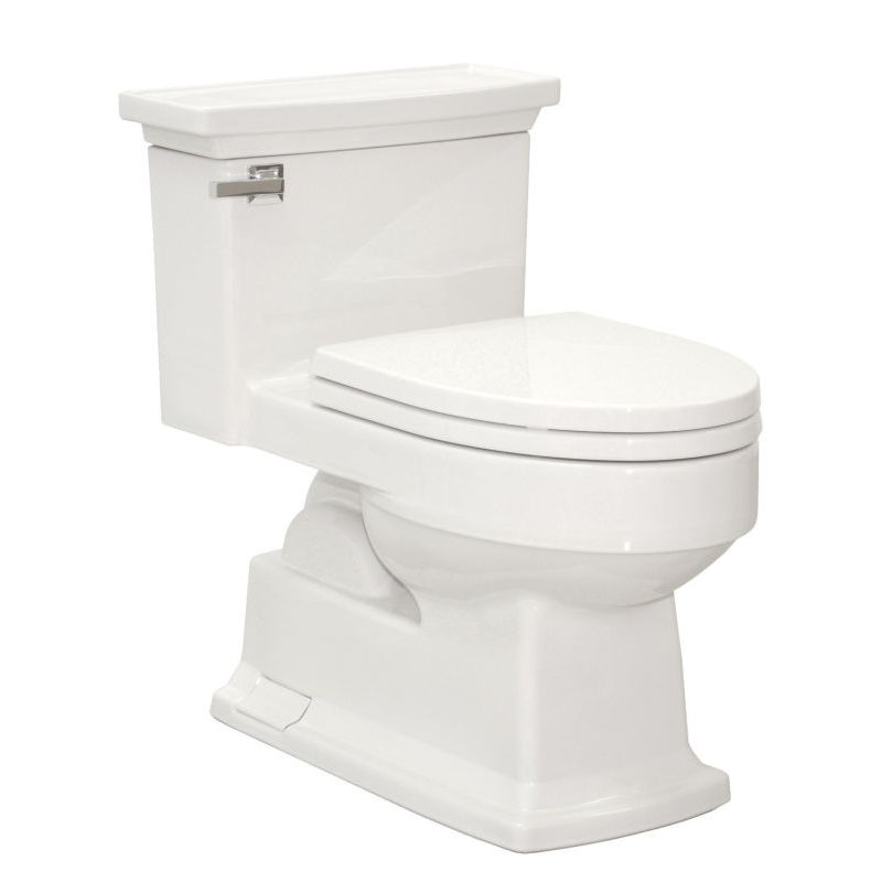 Toto Lloyd 1.6 GPF 1-Piece Elongated Comfort Height Toilet With Seat