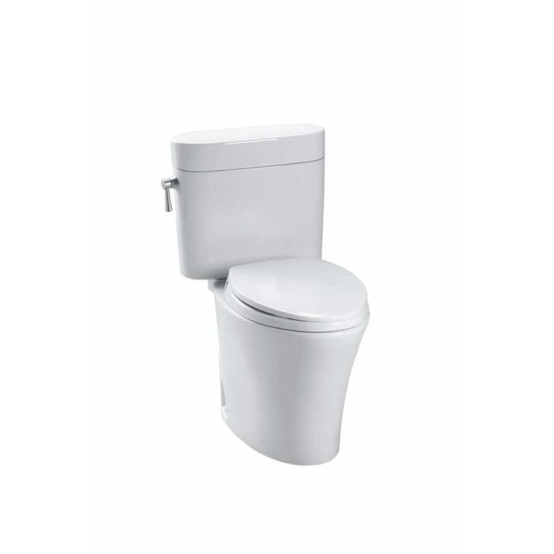 Toto Eco Nexus 1.28 GPF Elongated Toilet Bowl And Tank With Right Hand Trip Lever