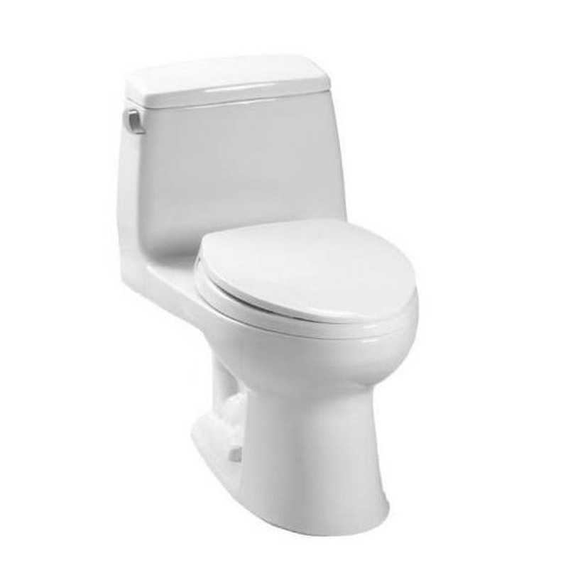 Toto Eco UltraMax 1.28 GPF ADA 1-Piece Elongated Toilet With Seat