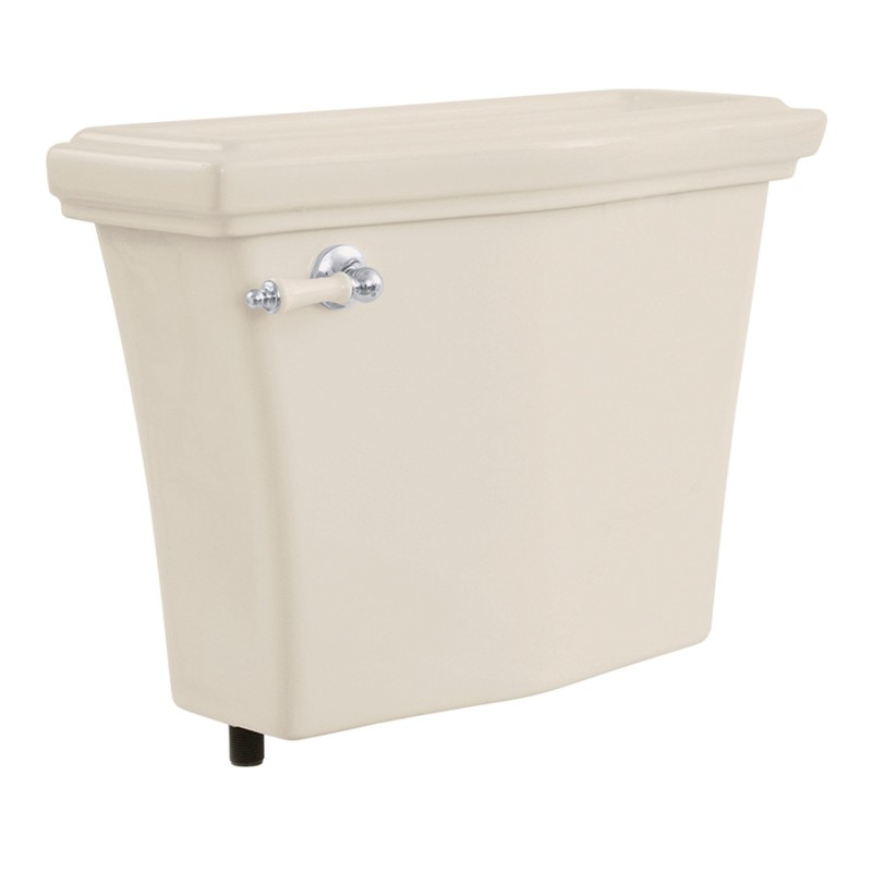 Toto Eco Clayton Tank And Cover For Model CST754EF