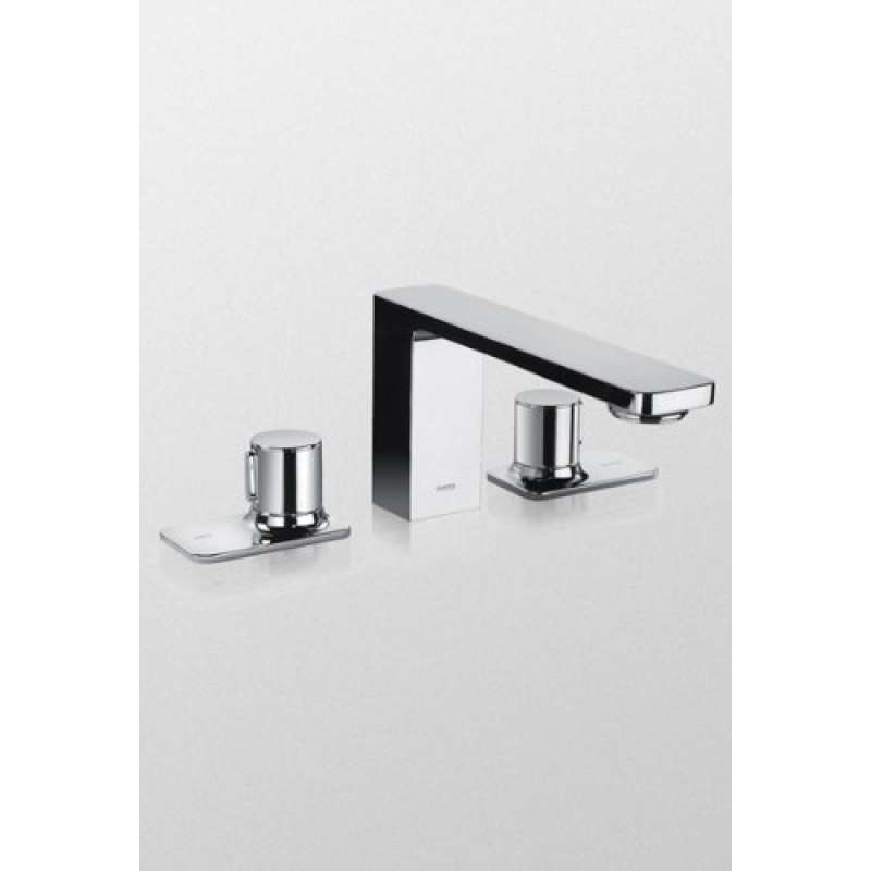 Toto Kiwami Deck-Mounted Bathtub Faucet Trim Kit With Pop-Up Drain Assembly