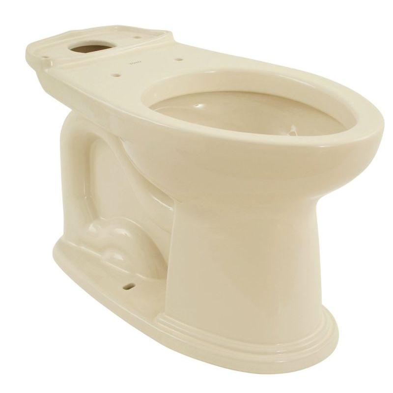 Toto Eco Whitney 1.28 GPF Elongated Toilet Bowl For Model CST754EFN