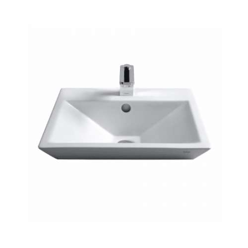 Toto Kiwami Renesse 18-in. Vitreous China Rectangular Vessel Bathroom Sink