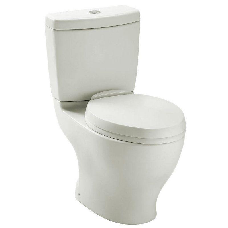 Toto Aquia 1.6/.9 GPF 2-Piece Elongated Toilet With Dual Flush