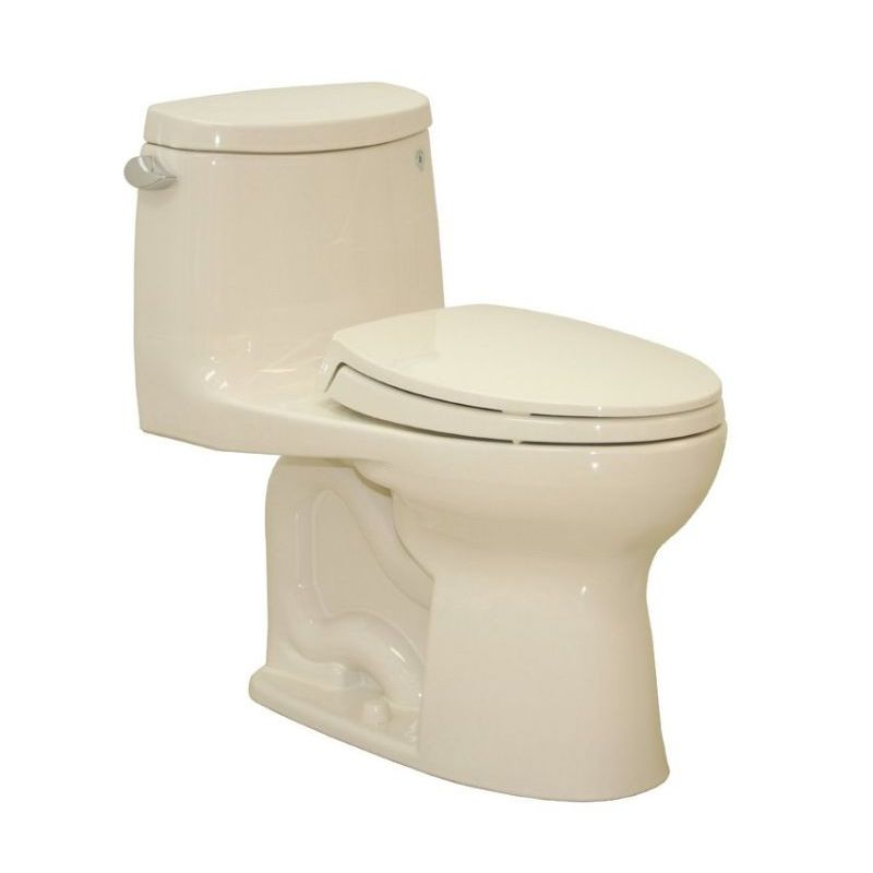 Toto Ultramax II 1.28 GPF 1-Piece Elongated Toilet With Seat