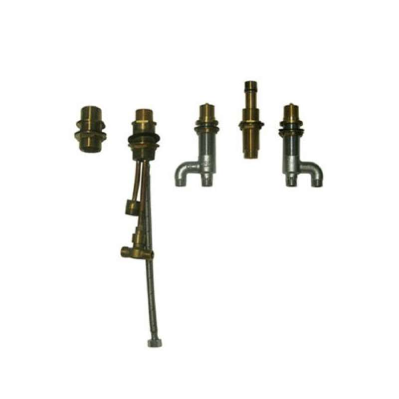 Toto Guinevere 5 Hole Deck Mounted Bath Valve