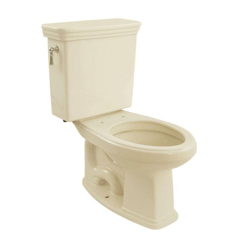 Toto Eco Promenade 1.2 GPF 2-Piece Elongated Toilet
