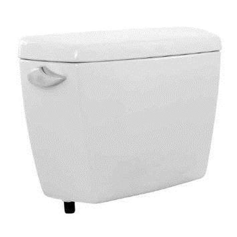 Toto Drake EcoToilet Tank With E-Max And Bolt Down Tank Lid