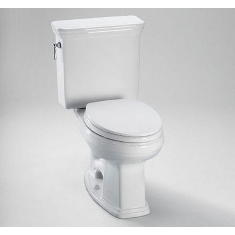 Toto Promenade 1.6 GPF 2-Piece Elongated Toilet