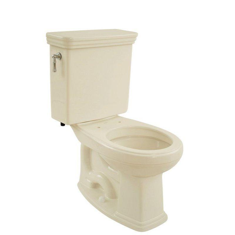 Toto Promenade 1.6 GPF 2-Piece Round Toilet