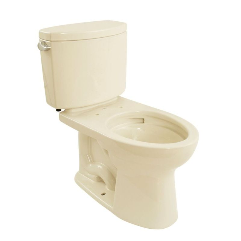 Toto Drake II 1.2 GPF 2-Piece Elongated Toilet
