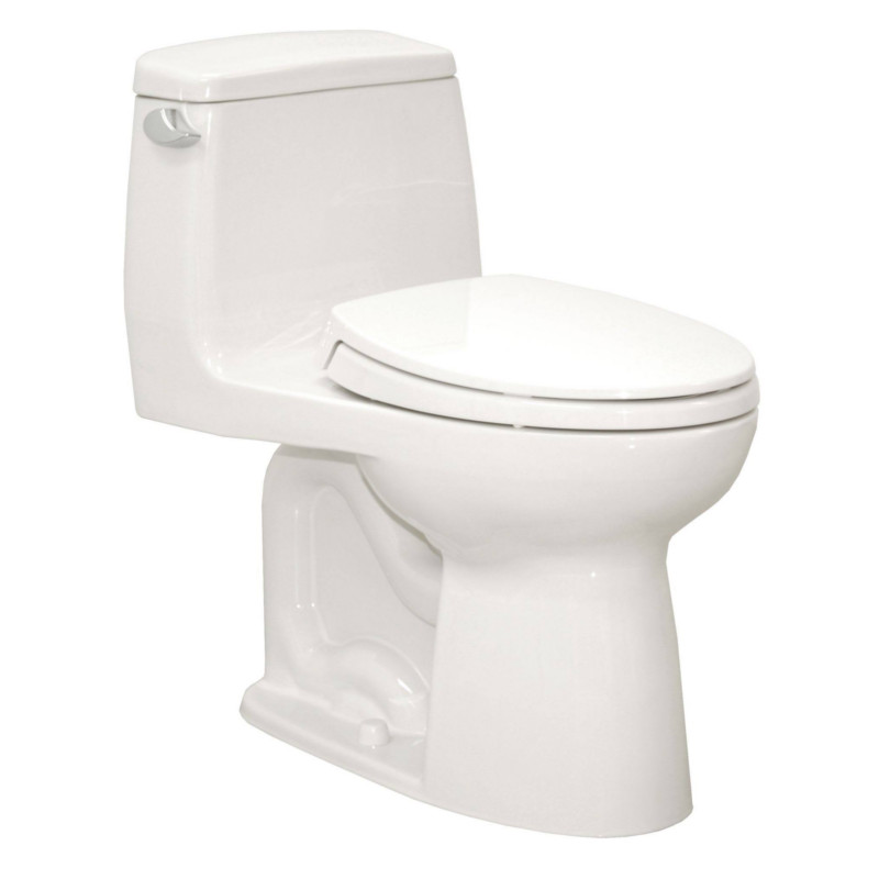 Toto UltraMax 1.28 GPF 1-Piece Elongated Toilet With Seat