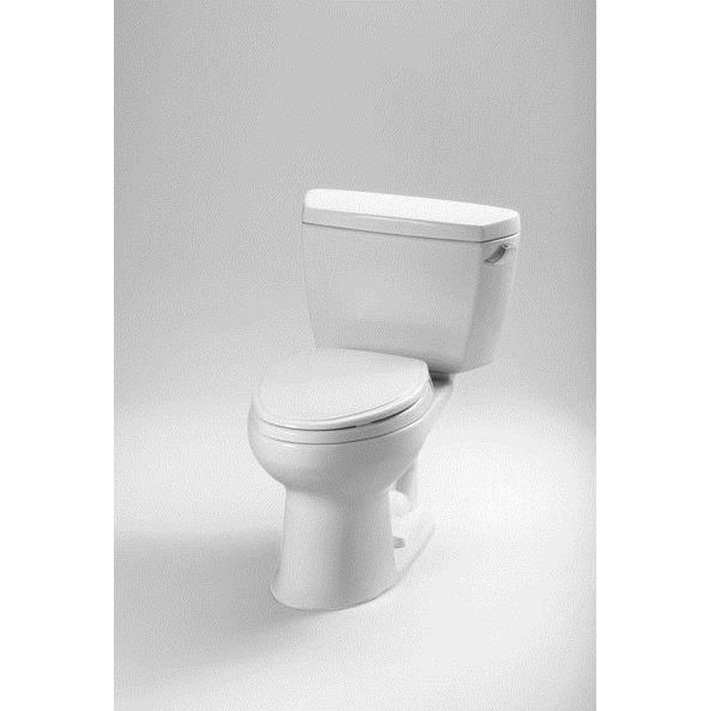Toto Eco Drake 1.2 GPF 2-Piece Elongated Toilet