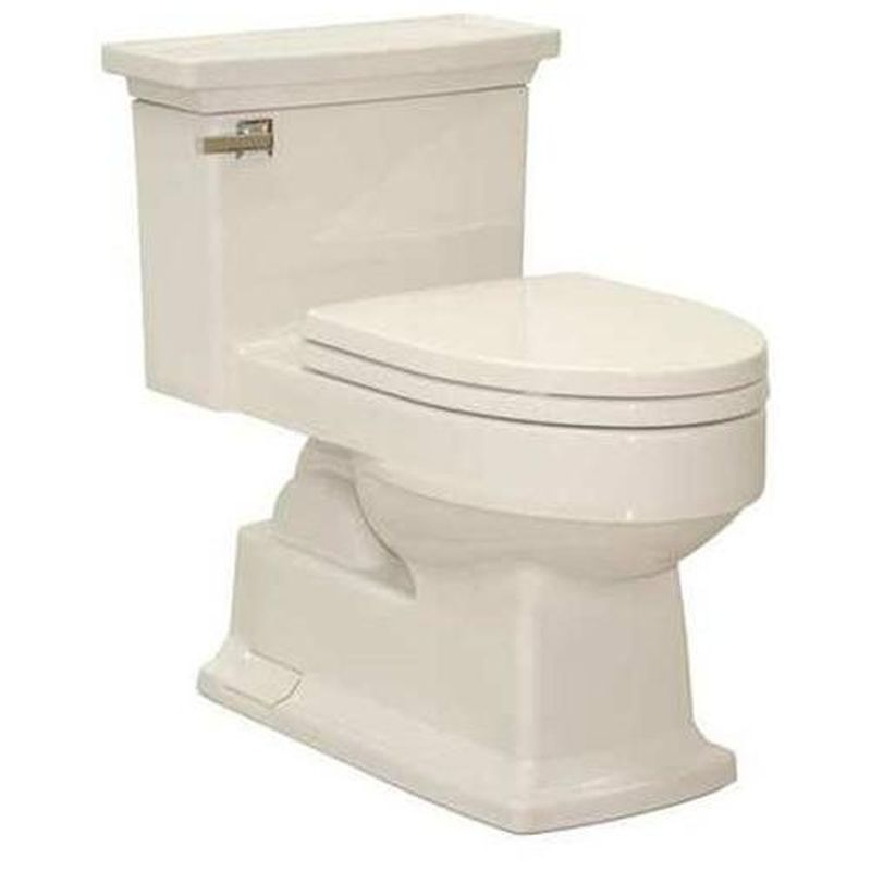 Toto Eco Lloyd 1.28 GPF 1-Piece Elongated Toilet With Seat