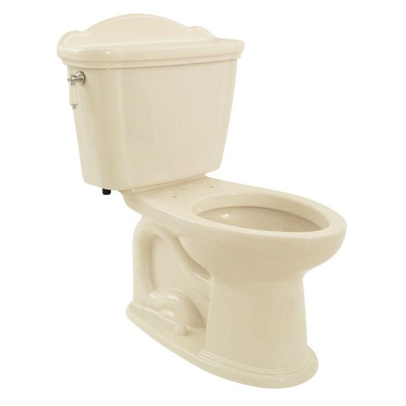 Toto Eco Whitney 1.28 GPF 2-Piece Elongated Toilet