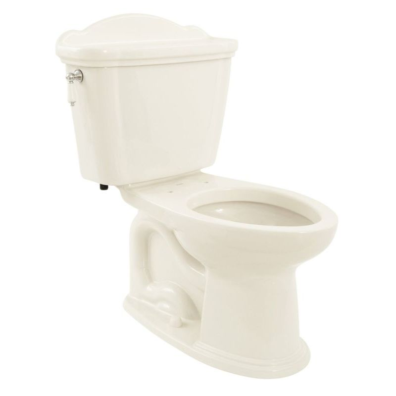 Toto Eco Whitney 1.28 GPF 2-Piece Elongated Toilet
