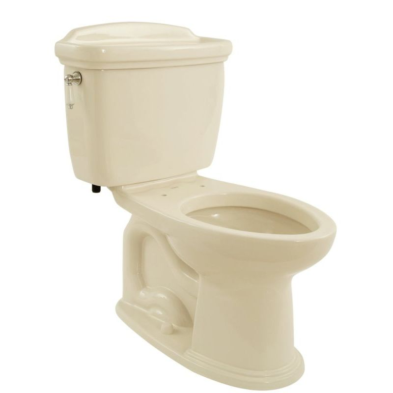 Toto Eco Dartmouth 1.28 GPF 2-Piece Elongated Toilet