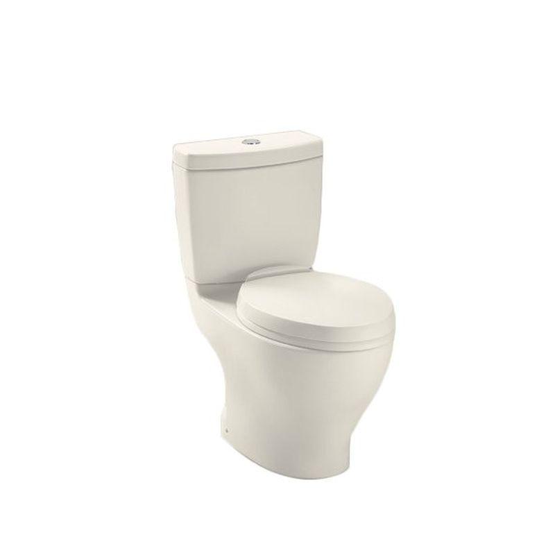 Toto Aquia .9 GPF 2-Piece Elongated Comfort Height Toilet