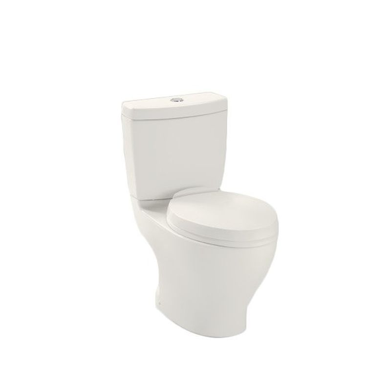 Toto Aquia .9 GPF 2-Piece Elongated Comfort Height Toilet