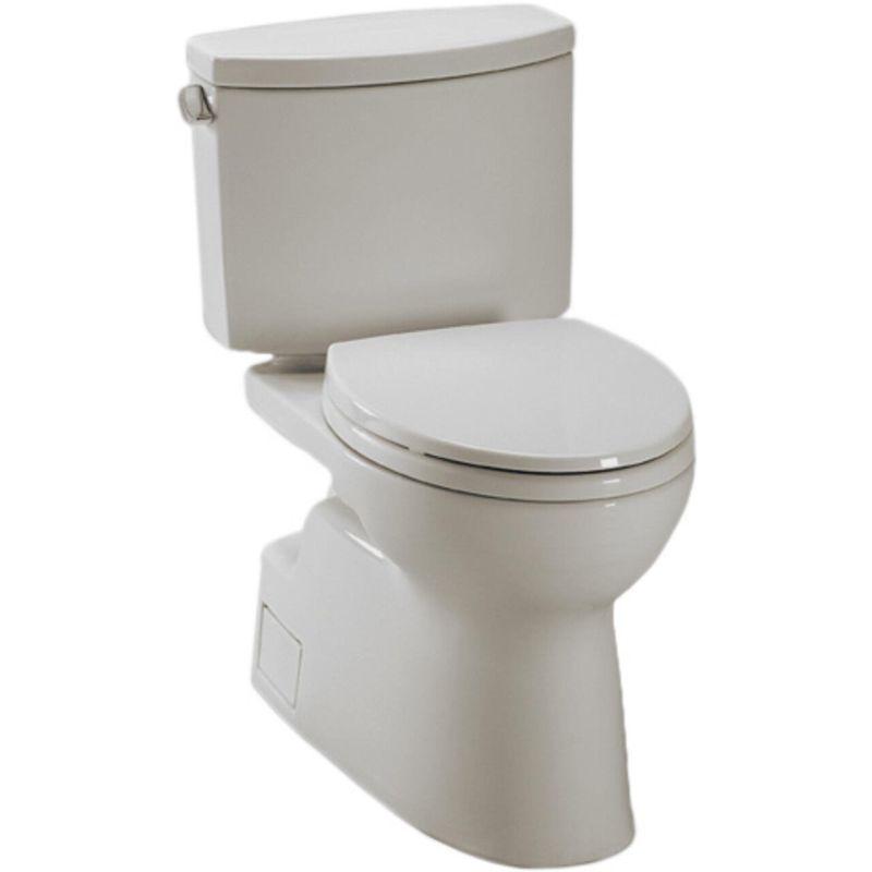 Toto Vespin II 1.2 GPF 2-Piece Elongated Toilet