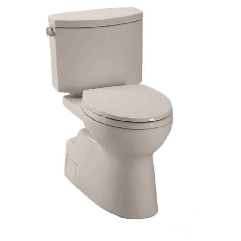Toto Vespin II 1.2 GPF 2-Piece Elongated Toilet