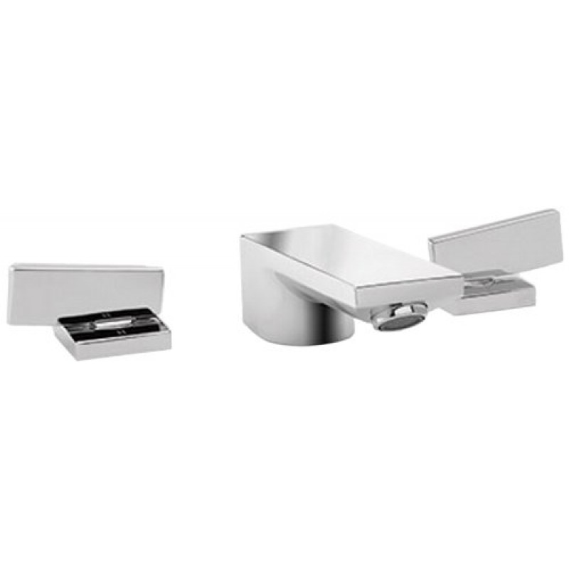 Toto Legato Widespread Bathroom Faucet With Pop-Up Drain Assembly