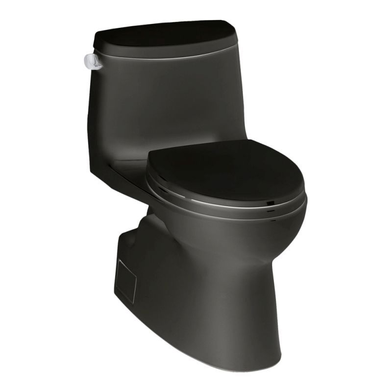 Toto Carlyle II 1.28 GPF 1-Piece Transitional Toilet With Seat