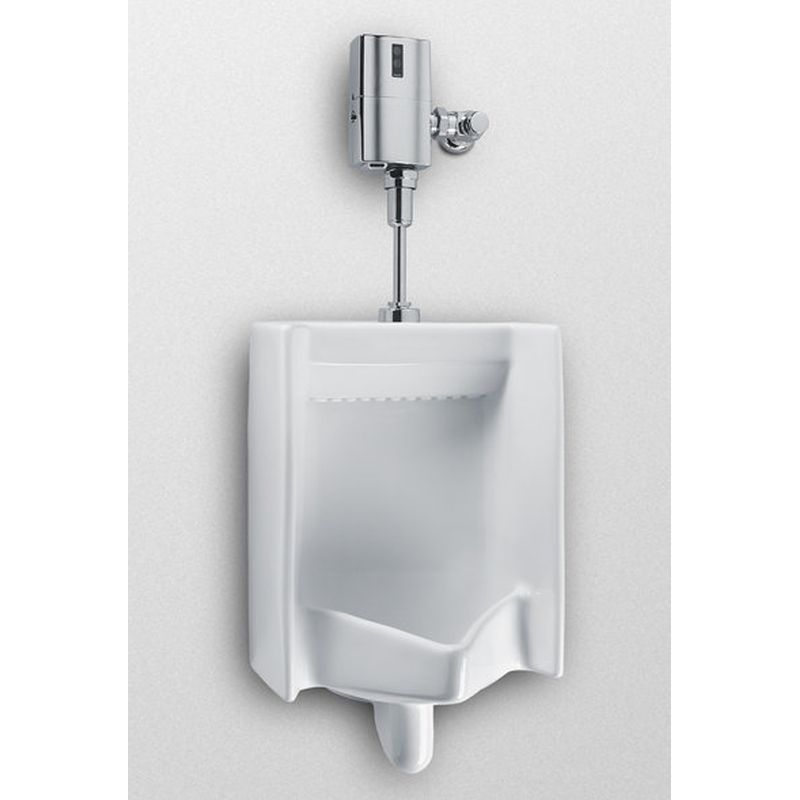Toto Flushometer 1 GPF Wall-Mounted Urinal With Top Spud