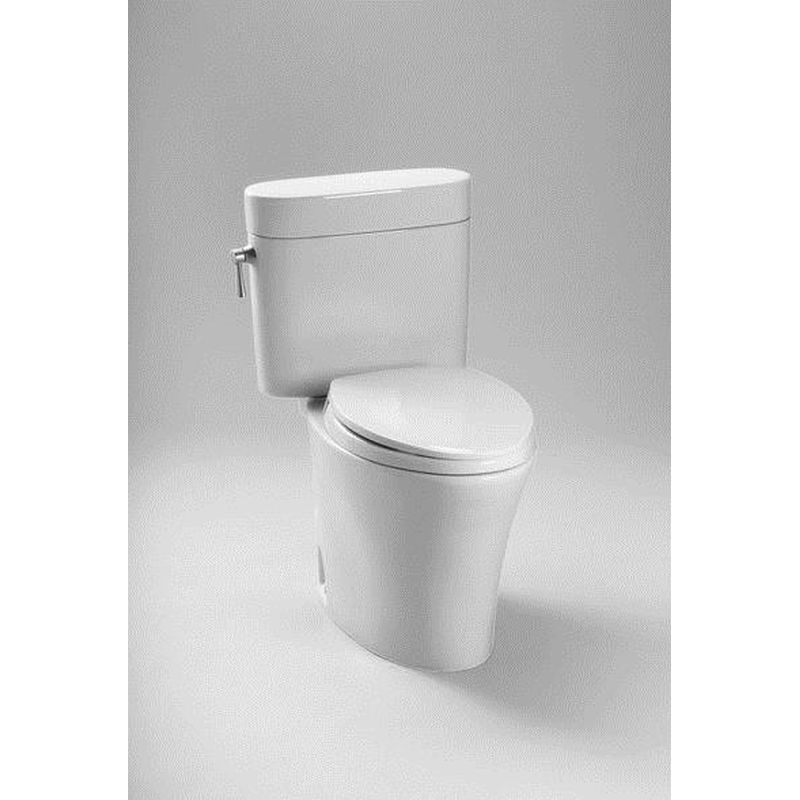 Toto Nexus 2-Piece Elongated Toilet With Right Hand Trip Lever