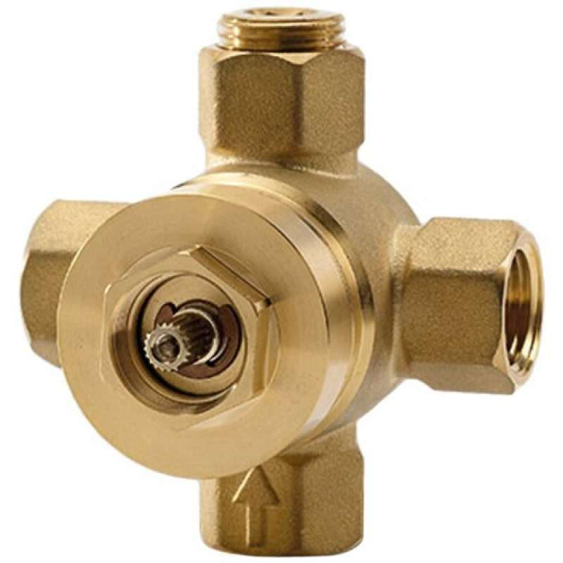 Toto Two Way Diverter Valve With Shut Off